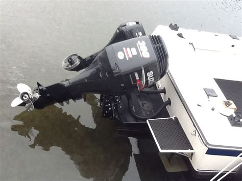 raising boat transom height raising the height of a suzuki df300 on the transom the