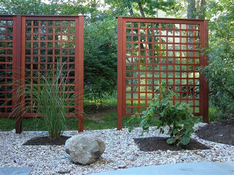 Garden Screen Panels by Rock Garden