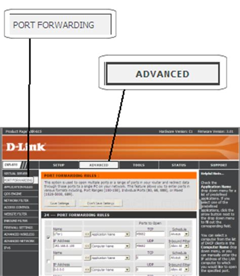 d link forwarding forwarding d link dir 615 d link firmware