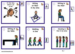 webisode cue cards templates ringed cue cards quot where boardmaker resources boardmaker
