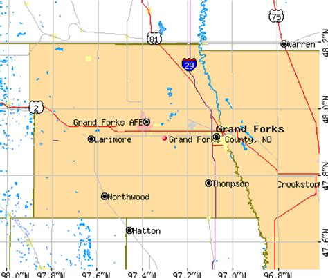 Grand Forks City Social Detox by Grand Forks County Dakota Detailed Profile Houses