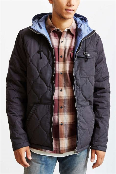 Burton Quilted Jacket by The Burton Quilted Jacket Is At Any Age Raannt