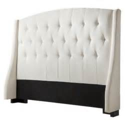 King Size Fabric Headboard Fabric Tufted Upholstered Wingback Headboard For King Size Bed Wingback Headboard King
