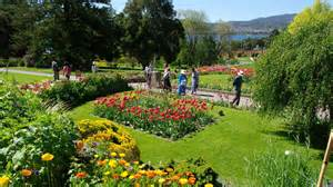 Botanical Garden Hobart Royal Tasmanian Botanic Gardens Hobart