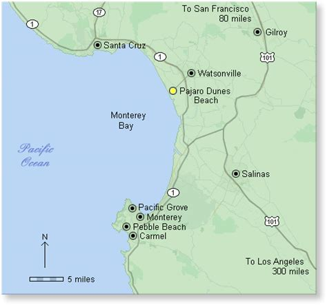 california map monterey bay cyberpunk 2020 location of city in california