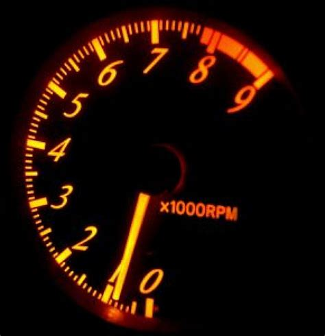 speedometer check section orange speedometer photo free download