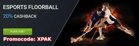 esports floorball  cashback thepaksports