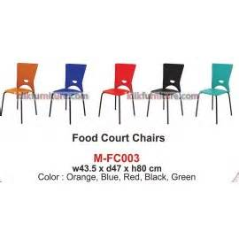 Kursi Food Court Di Bekasi big 908 napolly kursi tangan santai plastik harga promosi
