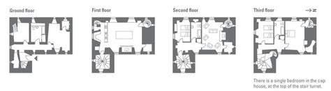 small castle floor plans holiday at castle of park glenluce dumfries and galloway
