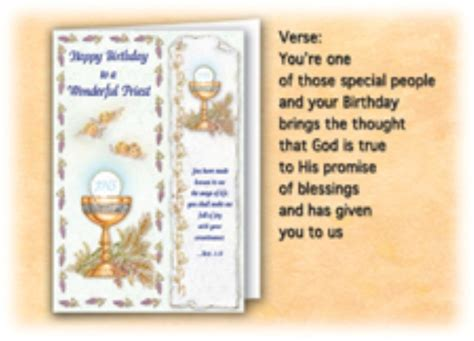 Birthday Cards For Catholic Priests Happy Birthday Chicogon Special Dates And Events