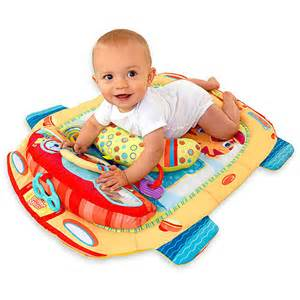 bright starts baby play mat walmart