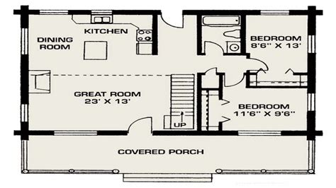 small log cabins floor plans small cabins tiny houses small log house floor plans log