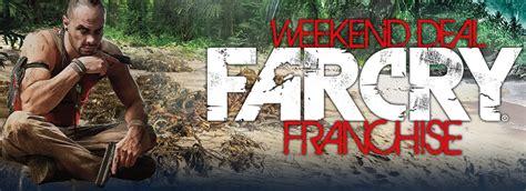 Semua Ada Saatnya Original aadallah original weekend deal farcry franchise