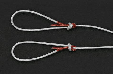 String Knotting - stronger than you think
