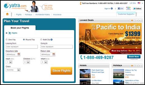 10 best websites to book cheap flight tickets to india