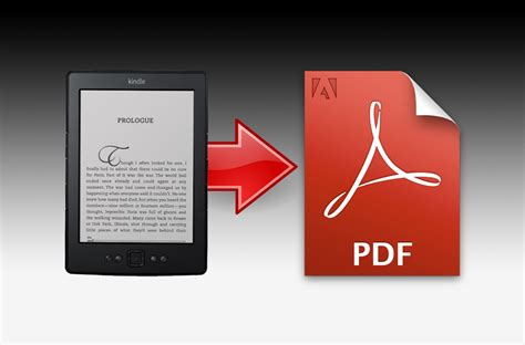 kindle ebook format to pdf how to convert a kindle ebook to pdf digital trends