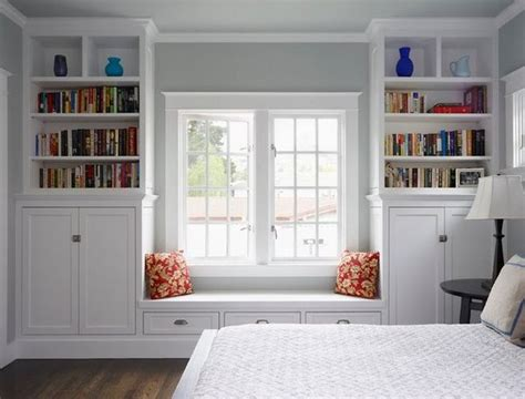17 best ideas about window seats bedroom on
