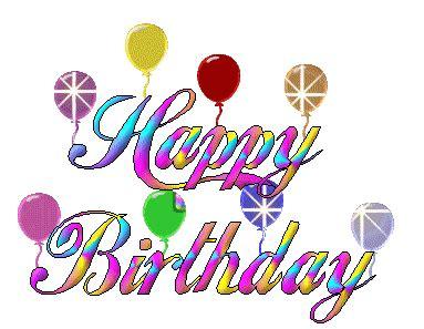 Glitter Happy Birthday Wishes Happy Birthday Glitter Birhday Greetings Glitter Birhday