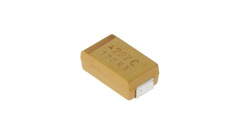 Elco Smd 220uf25v 1 39 avx 7343 220uf 16v smd tantalum capacitor 5 pack 5 pack authentic 3mm 10