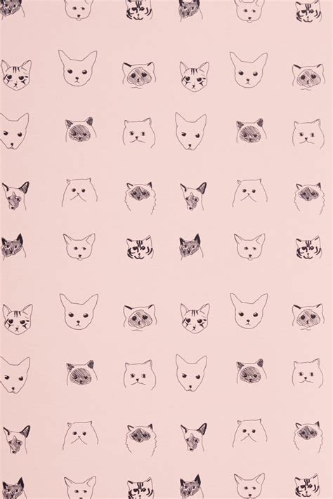 Cat Pattern Pinterest | cats pattern did dig into design pinterest pets