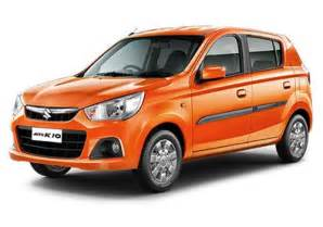 Orange Chevrolet Hyderabad Maruti Alto K10 Colors 6 Maruti Alto K10 Car Colours