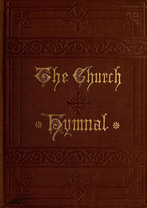 church hymnals