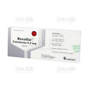Obat Recolfar jual beli recolfar 0 5mg tab k24klik