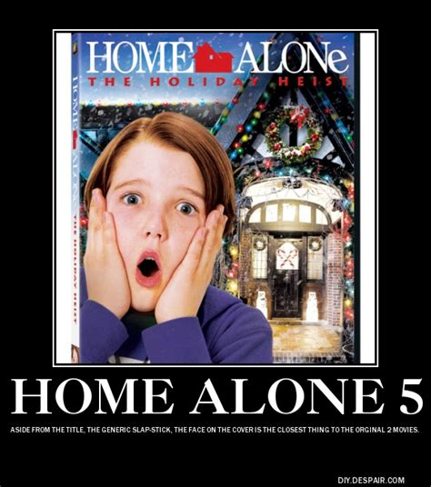 home alone 5 poster www imgkid the image kid