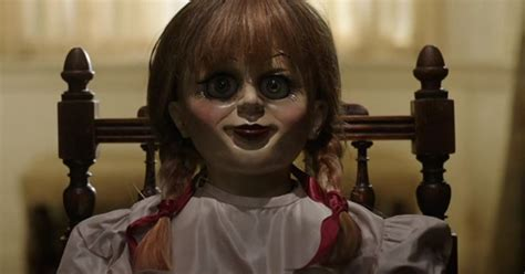 annabelle doll trailer annabelle creation official trailer 2 scariest