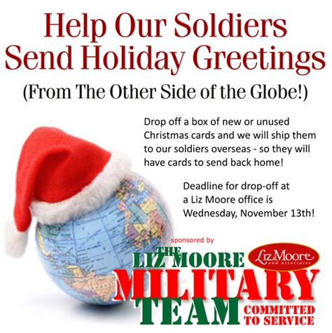 Send A Card To The Troops by Neighborhoods For Active Adults Williamsburg Yorktown