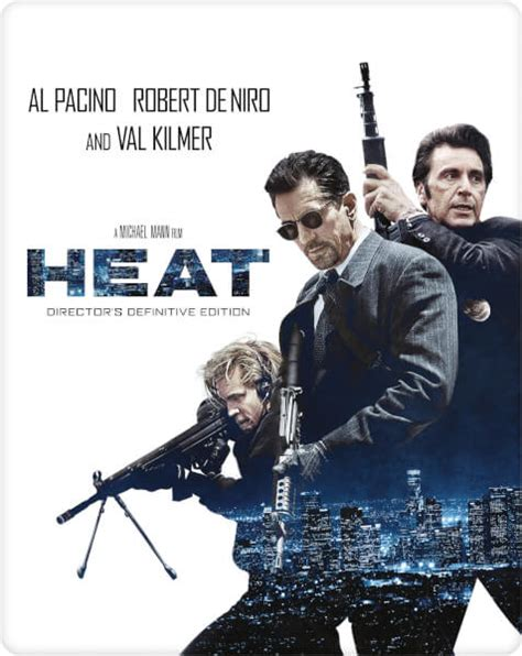 heat 2 disc director s definitive edition zavvi