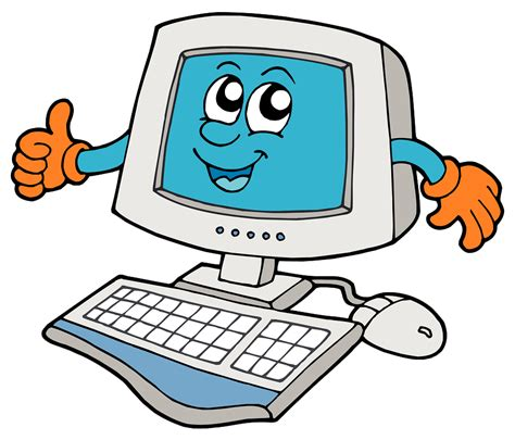 clipart computer user happy computer user clipart panda free clipart images