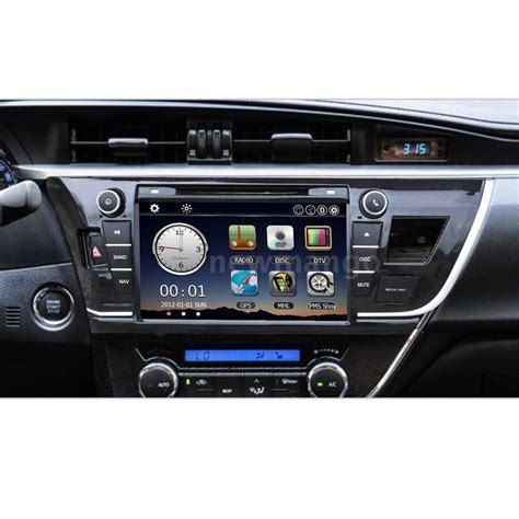 Toyota Corolla 2014 Radio Estereo Pantalla Toyota Corolla 2014 Pantalla 8 168 Dvd Gps