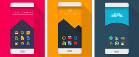 best android icon pack top 10 best new icon packs of march 2017 all launcher