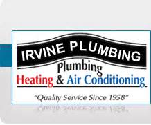 Irvine Plumbing by Irvine Plumbing Heating Air Conditioning 949 777 6870