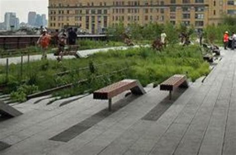 new york high line park walking tour lonely planet