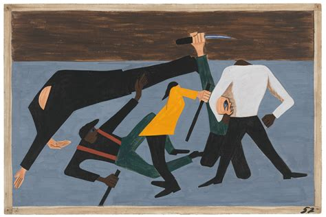 Awesome Museum Of Modern Art Seattle #3: Jacoblawrence_migrationseries_panel52.jpg