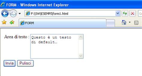 html textarea pattern html ulteriori ci di testo fabio donatantonio