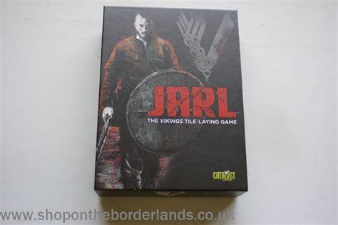 Promo Jarl The Vikings Tile Laying Board jarl the vikings tile laying boxed board the shop on the borderlands