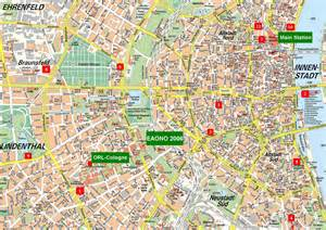 Koln Germany Map by Cologne Map Detailed City And Metro Maps Of Cologne For