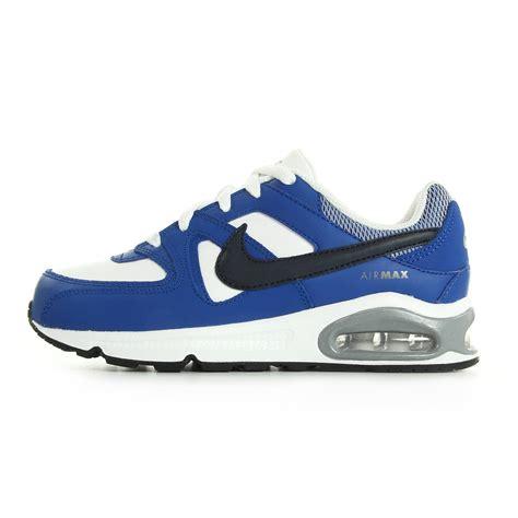 Nike Air Max Command Blau 1038 by Schuhe Nike Junge Air Max Command Ps Blau Leder