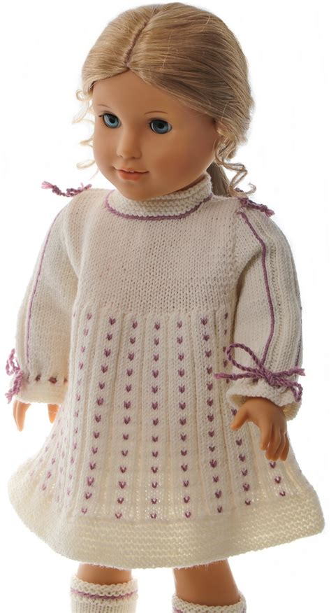 doll knitting pattern knitting patterns dolls clothes