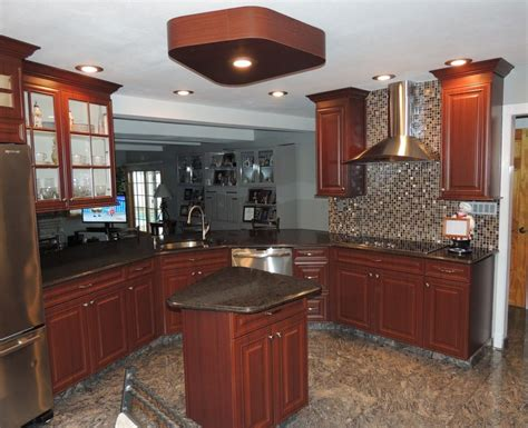 long     install kitchen cabinets
