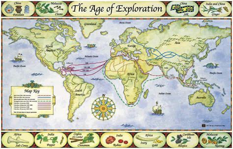 European Exploration Of The New World Essay by Unit 1 Age Of Exploration Miss Smith S 7th Grade World History