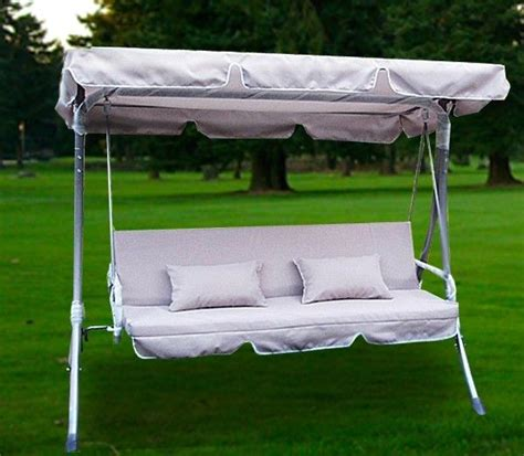yard swing replacement canopy 66 quot x45 quot outdoor swing canopy replacement porch top cover