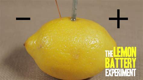 how to a lemon battery light a light bulb how to a lemon battery