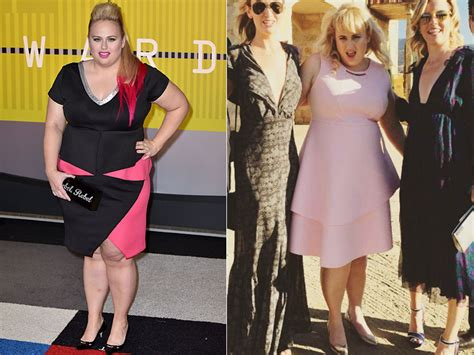 d weight loss rebel wilson weight loss how d she do it