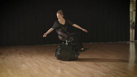 rolling dance chair  omnidirectional hands