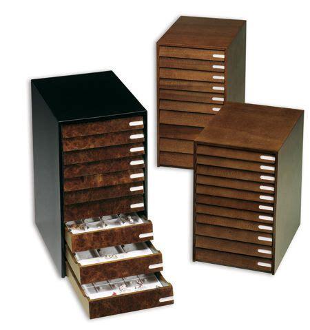 cassettiere per gioielli cassettiere materiale di servizio per oreficeria e