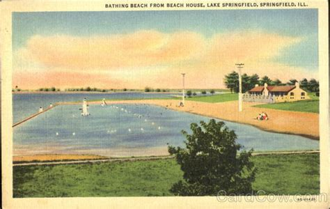 house of music springfield il bathing beach from beach house lake springfield